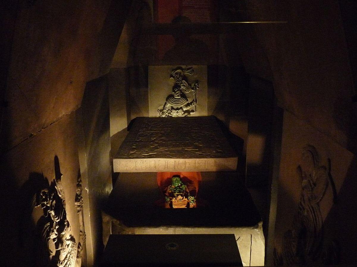 Tomb of Lord Pakal