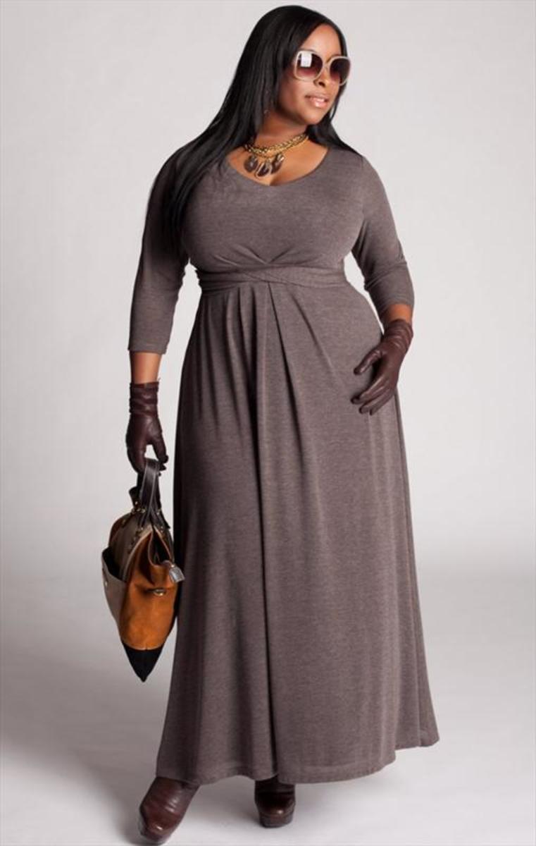 Ross plus size maxi dresses