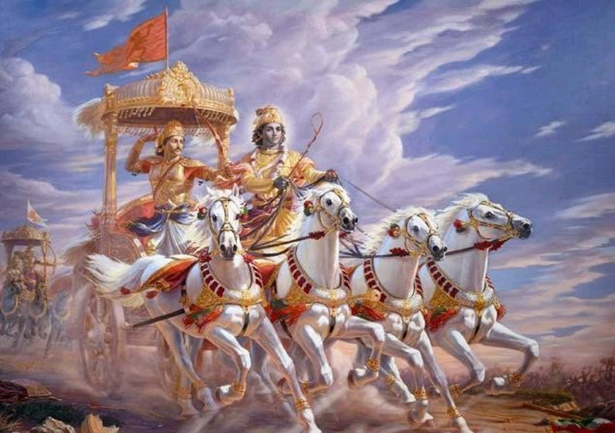 The road ahead for Sai devotees - Inspiration from the Mahabharata