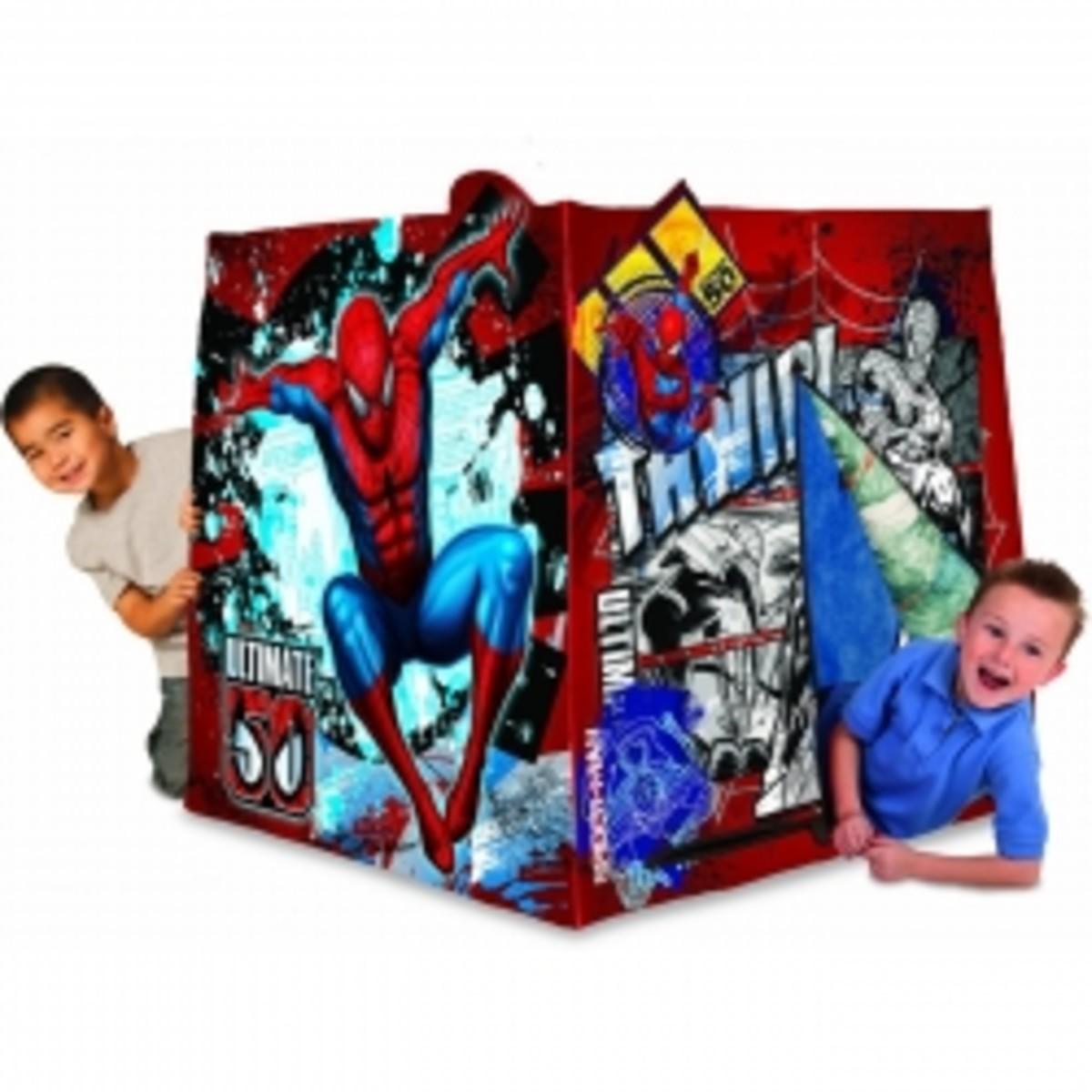 Kids Spiderman Tent