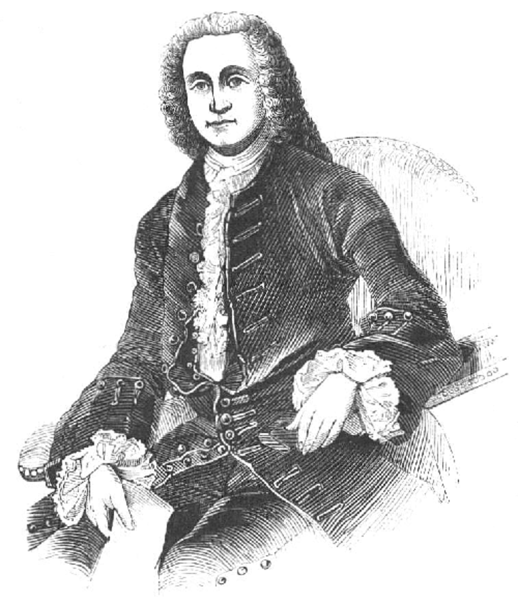 George Grenville, first Lord of the treasury