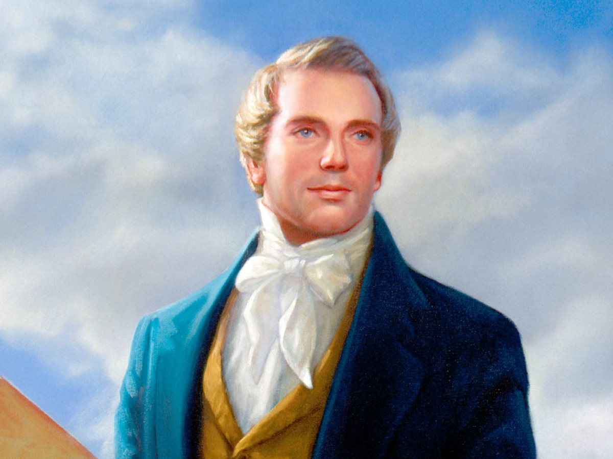 Joseph Smith Jr. Restoration Prophet