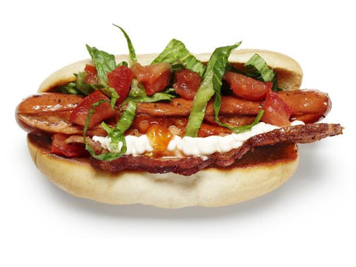 BLT Hotdog