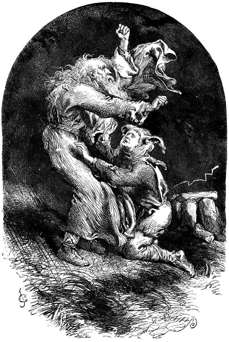 The storm scene in King Lear is pivotal to the evidence that Shakespeare was either Humanist or Atheist