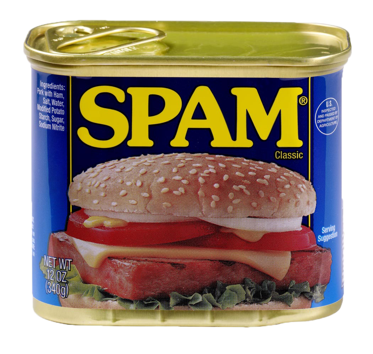 Spam blogs very often steal content from others online.