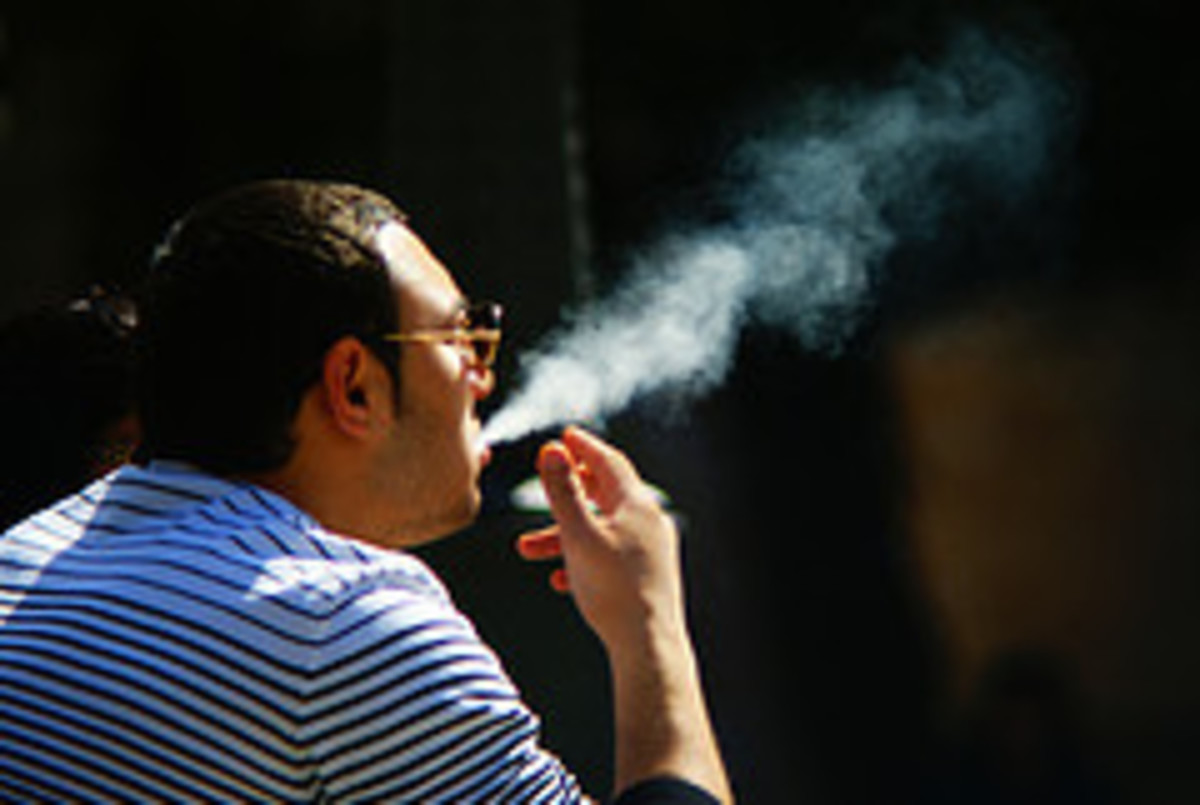 Quit smoking to reduce your chances of getting hypertension