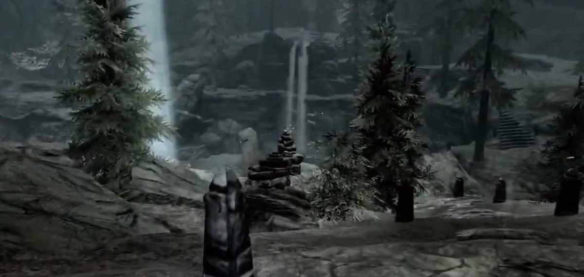 Skyrim Get to Ancestor Glade