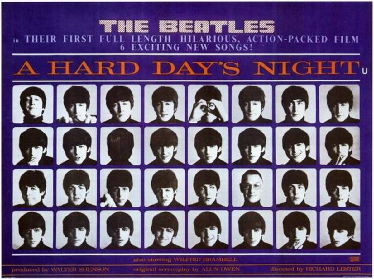 A Hard Day's Night (1964)