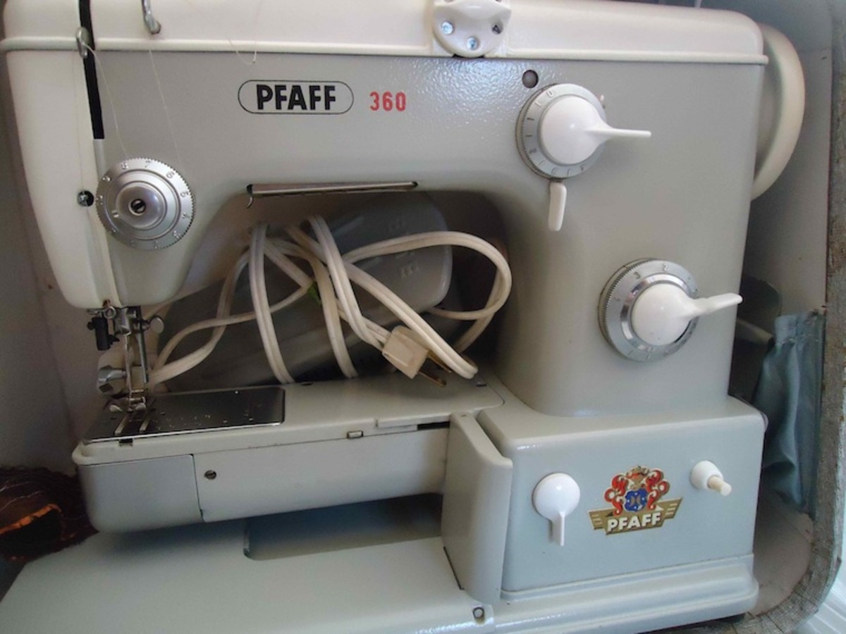 Why Consider A Vintage Sewing Machine Hubpages