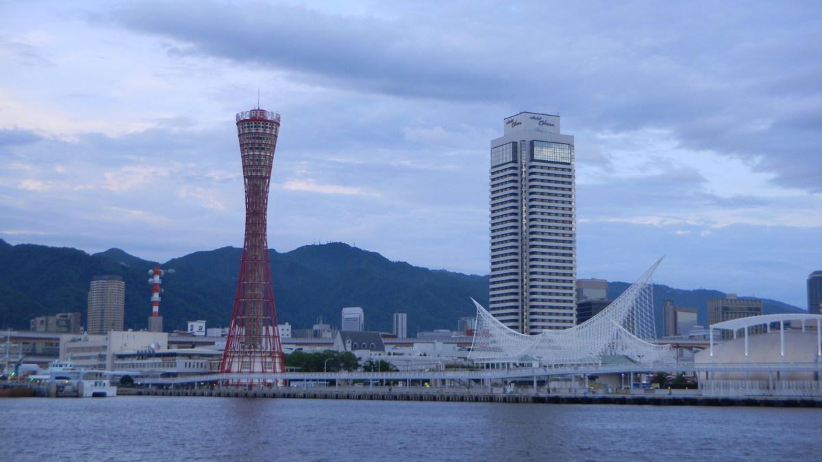Port of Kobe, Japan