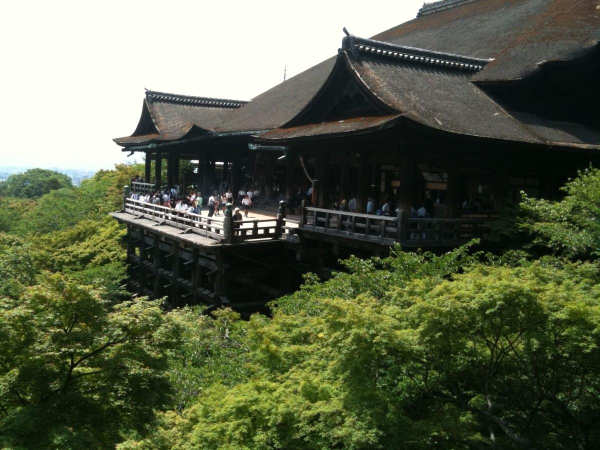 Kyoto's Kiyomizu-dera Temple