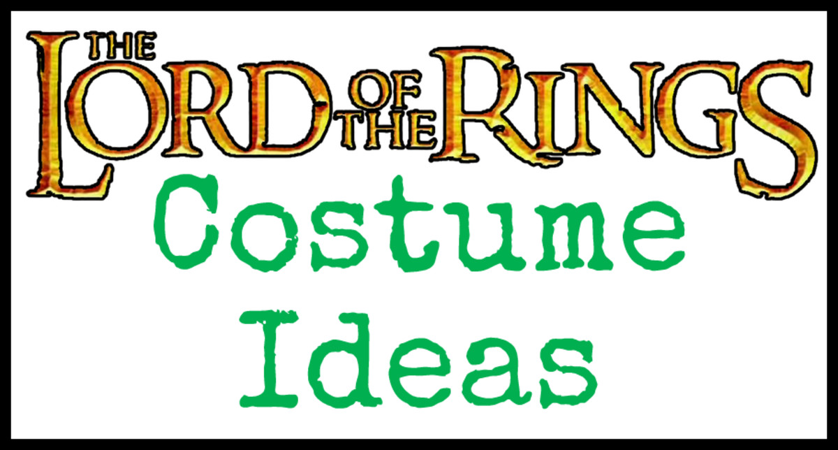 Lord of the Rings Costume Ideas: DIY and Store Bought