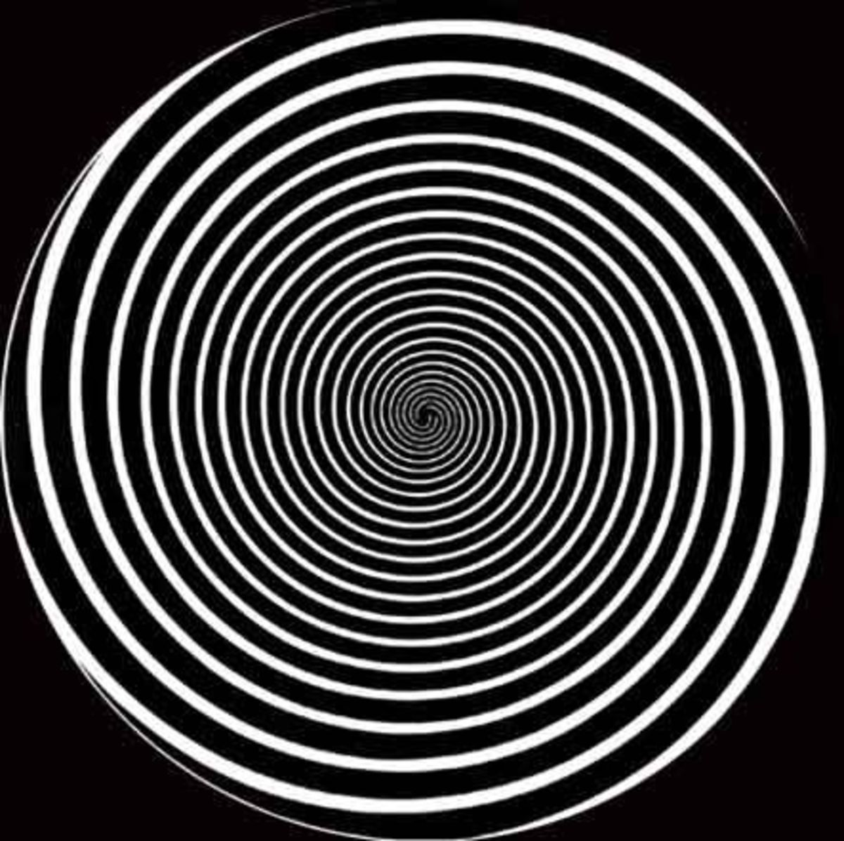 The classic hypnosis spiral.