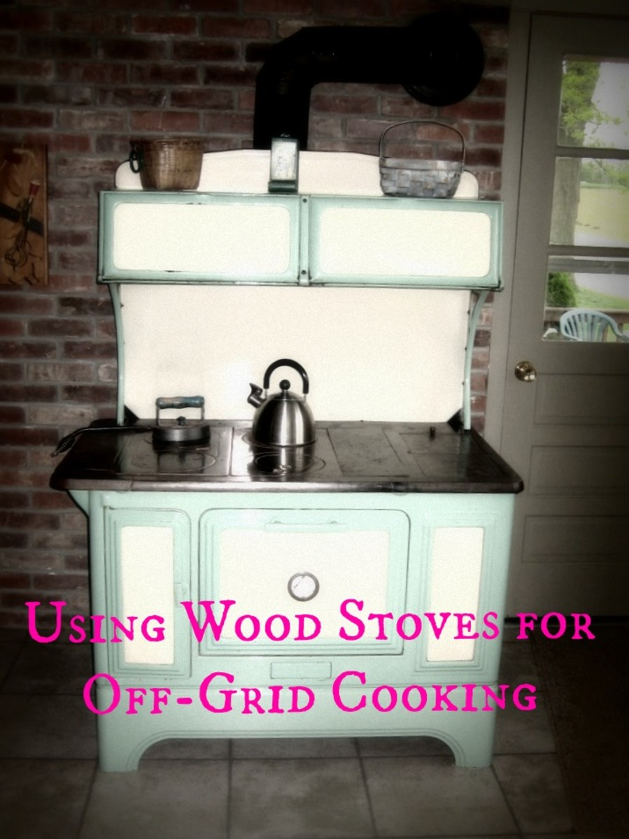 Using Wood Stoves for Off-Grid Cooking