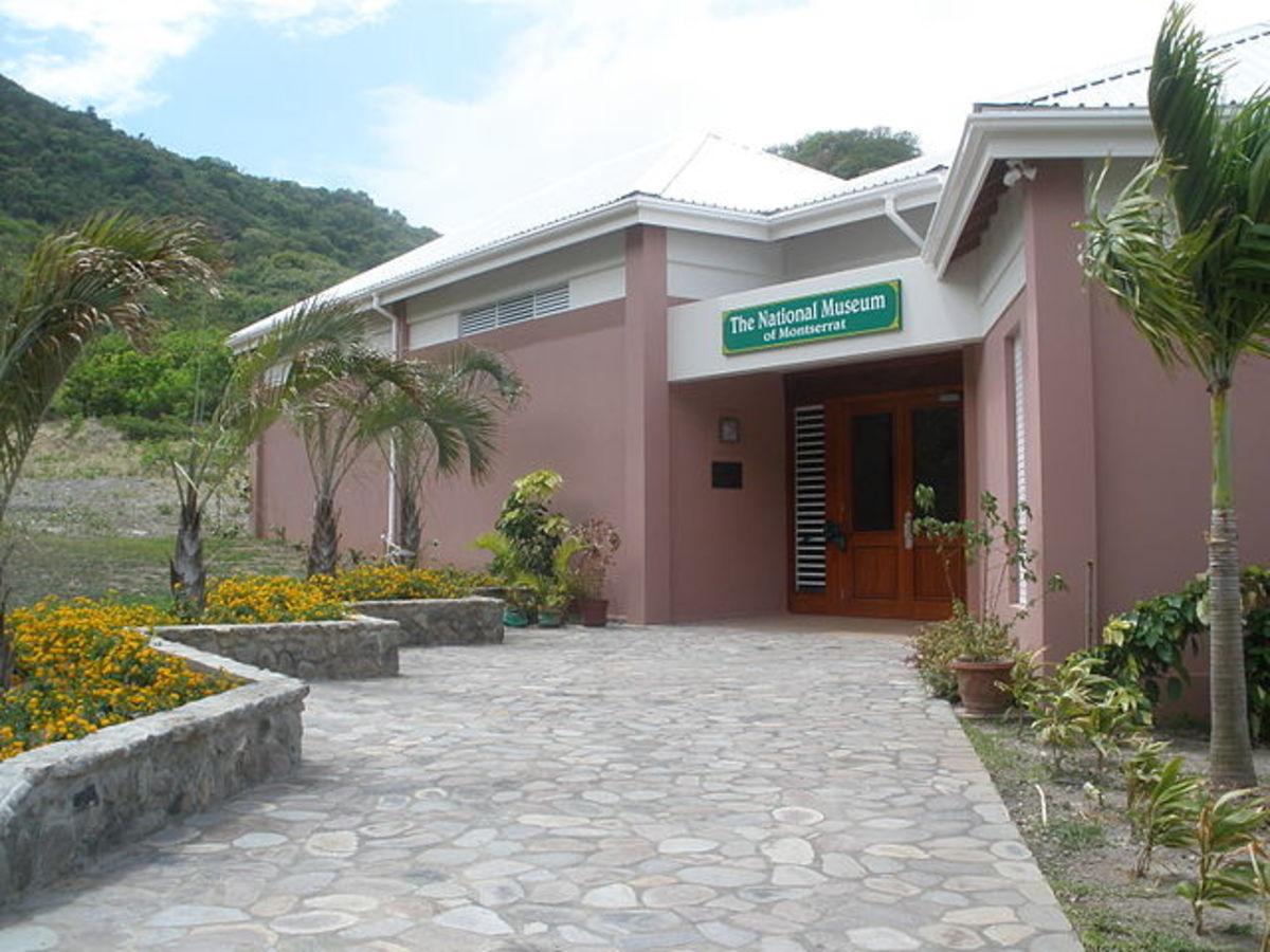 Montserrat National Museum.  Photo by Christine Walker Hawks