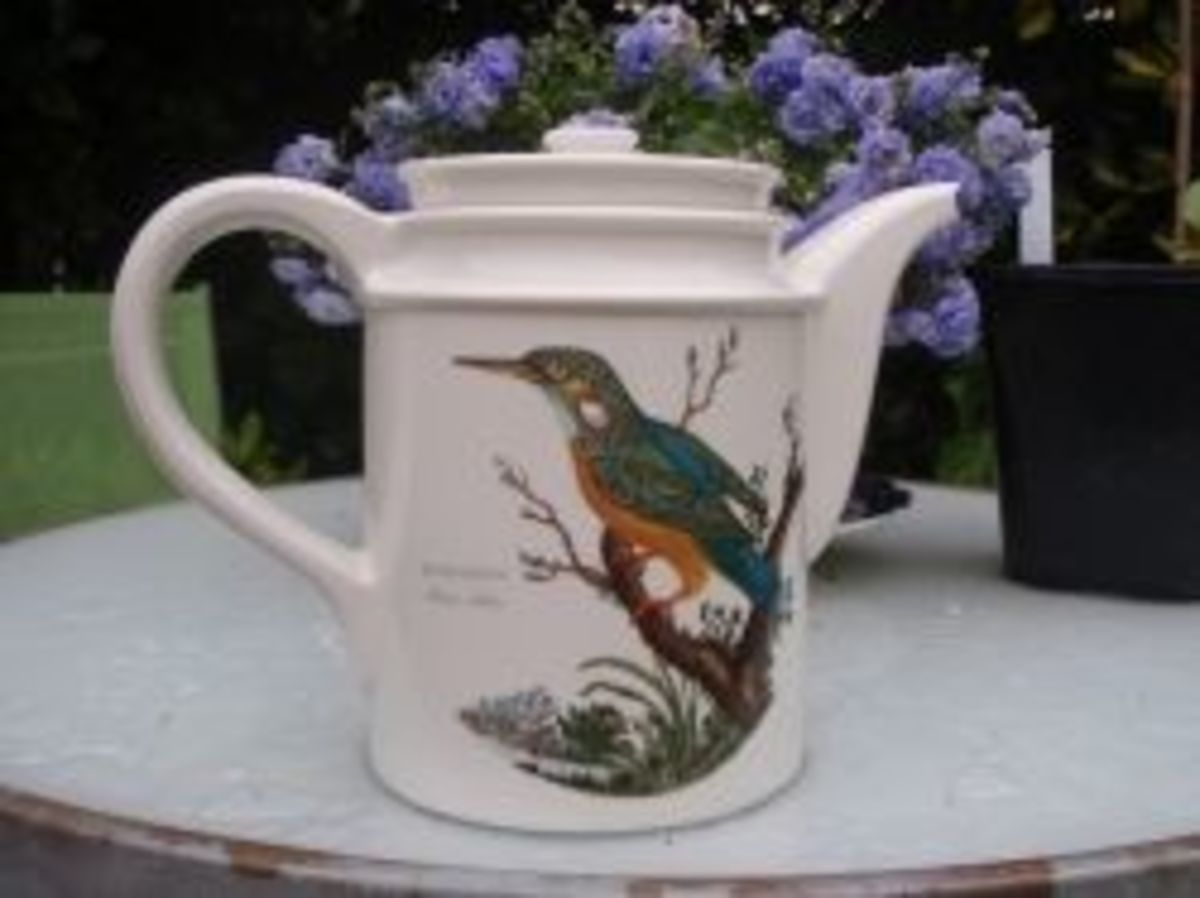 Birds of Britain Portmeirion Collection