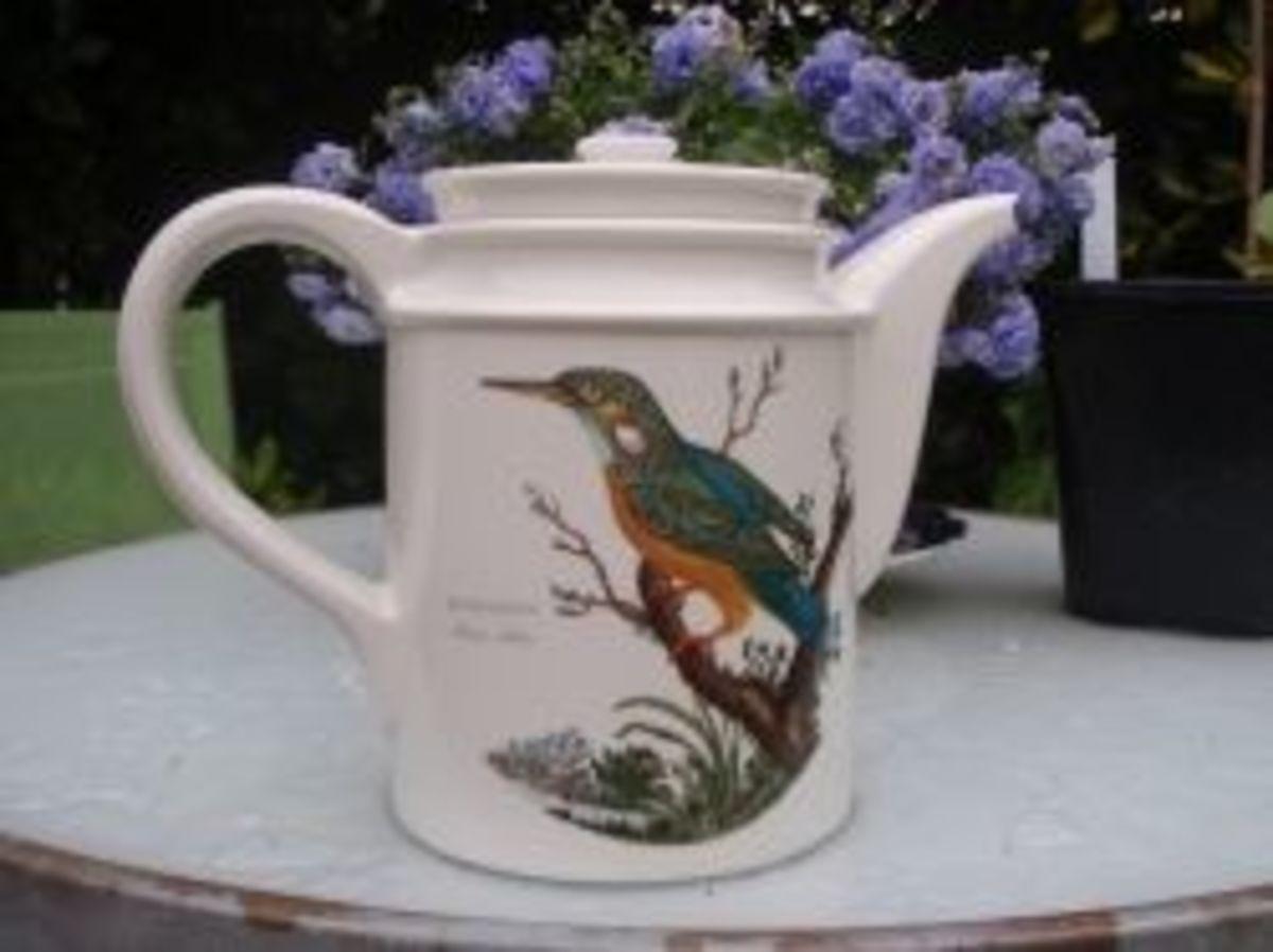 Birds of Britain Portmeirion Collection