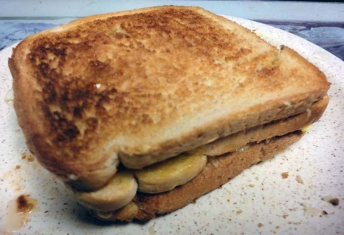 Buttered Toasty