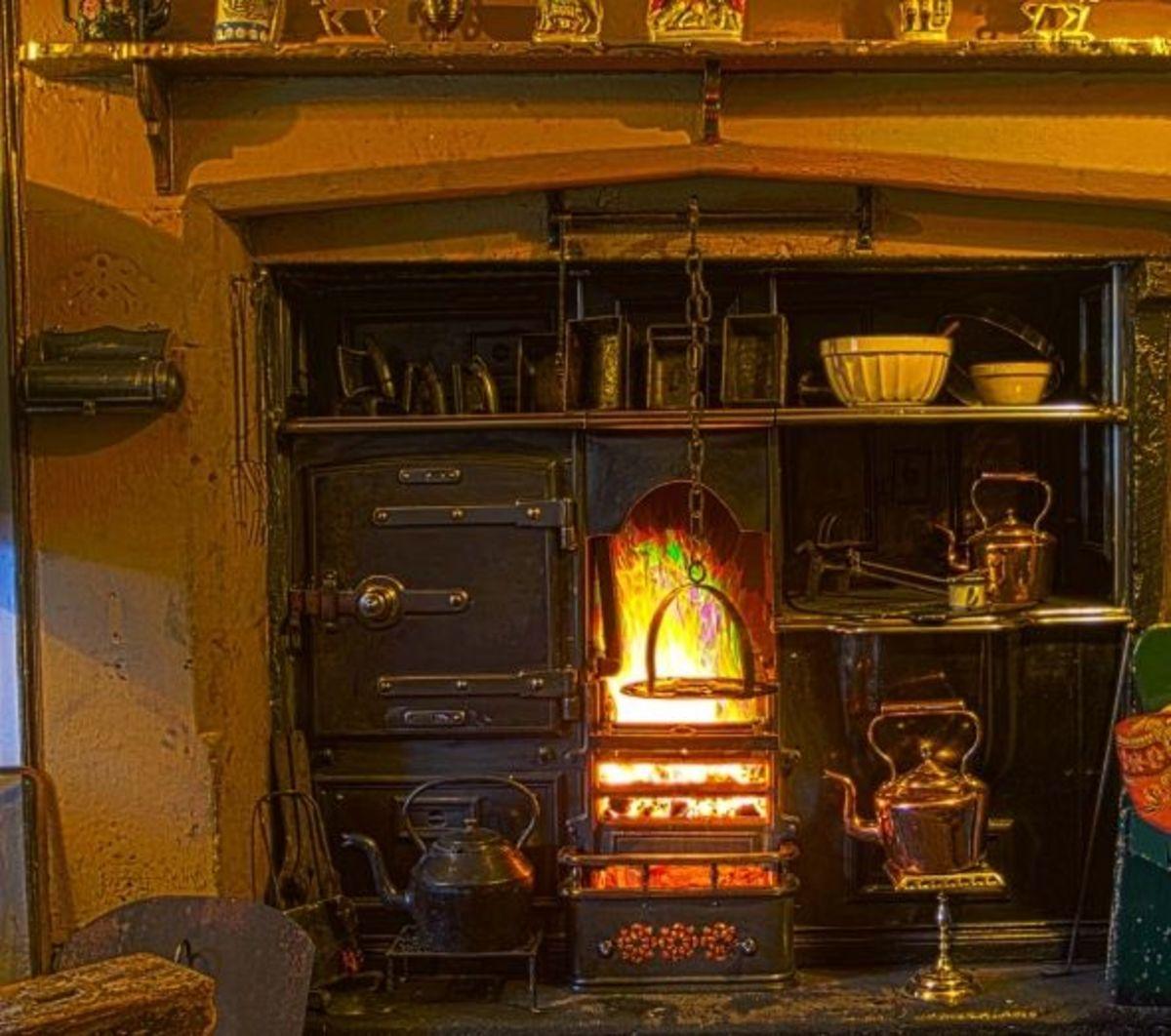 Victorian Bread Oven