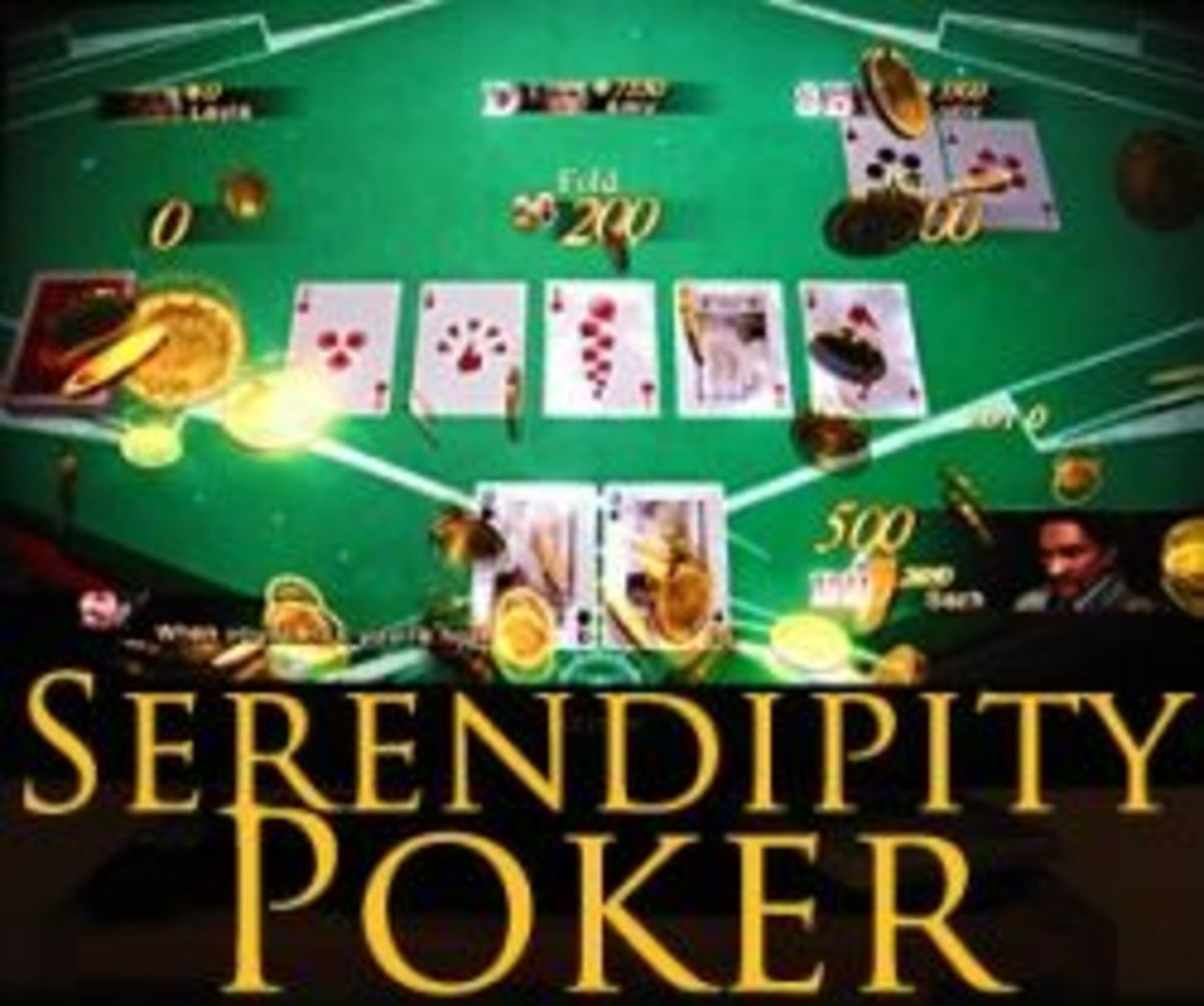 Serendipity Poker: Tips and Strategy