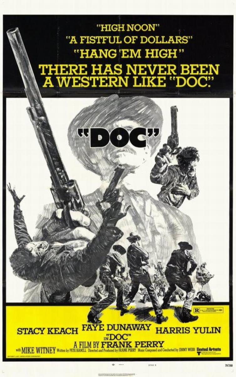 """Doc"" (1971) poster"