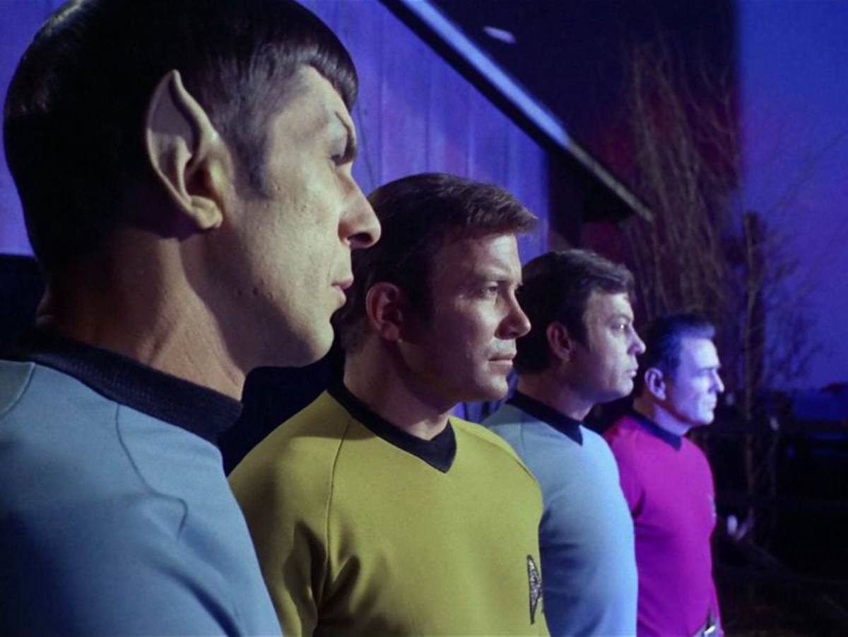 Star Trek - Spectre of the Gun (1968)