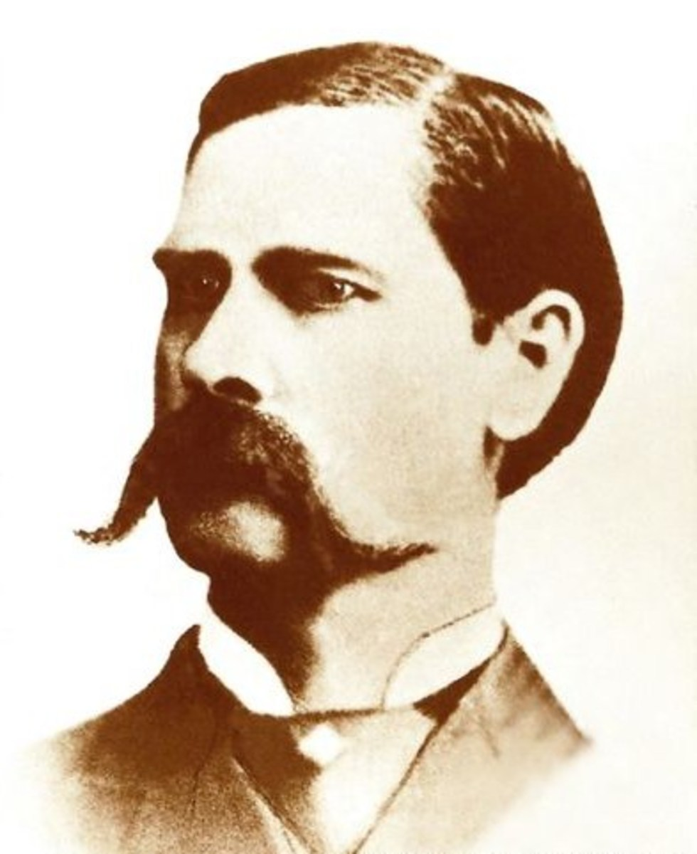 Wyatt Earp - on the Screen
