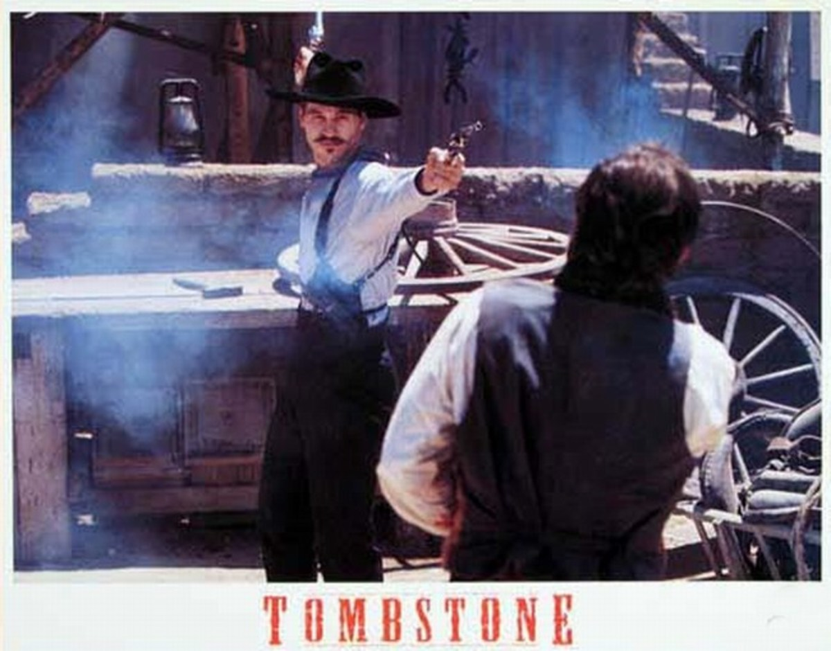 Tombstone (1993) lobby card