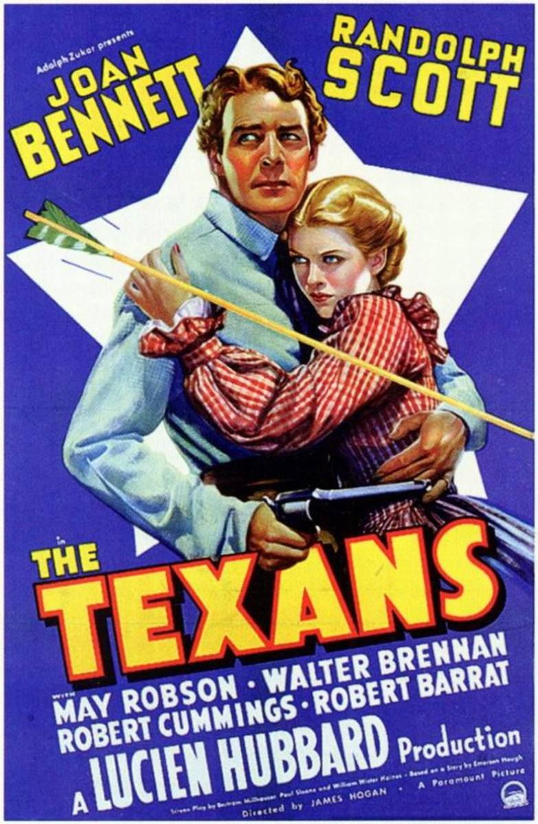 The Texans (1938)