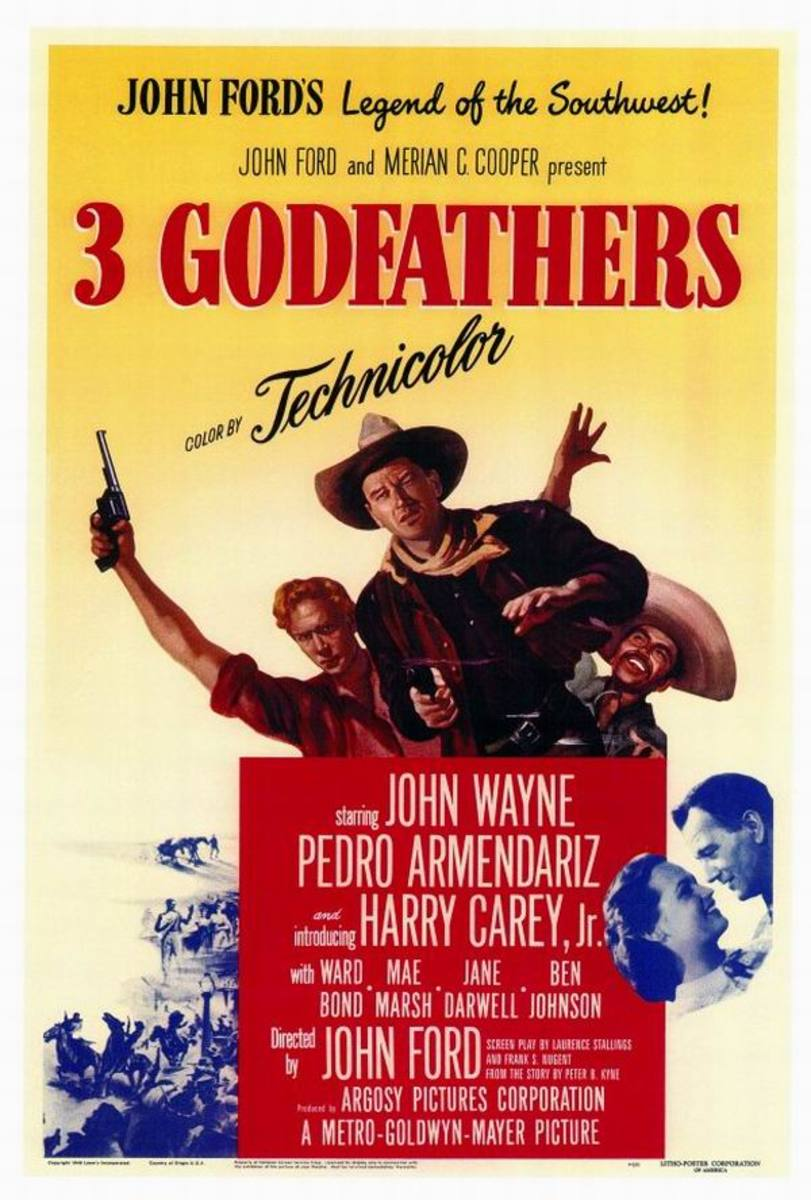 Three Godfathers (1948)