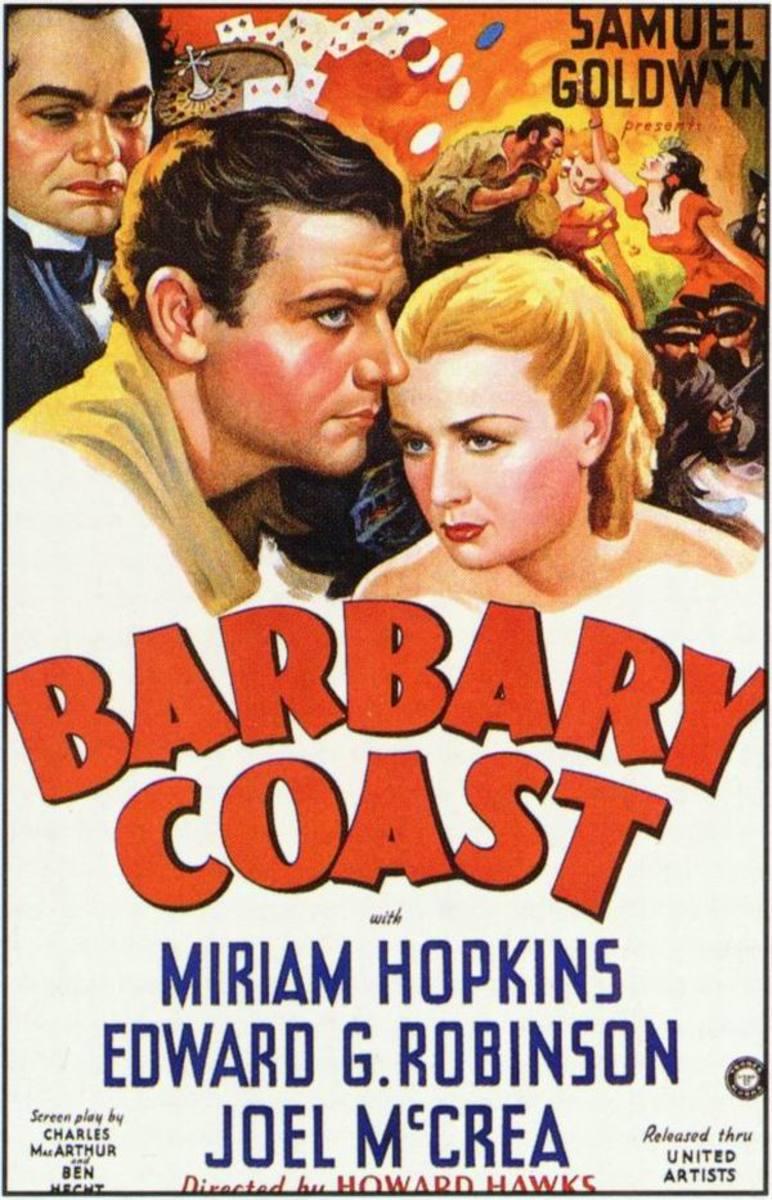 Barbary Coast (1935)