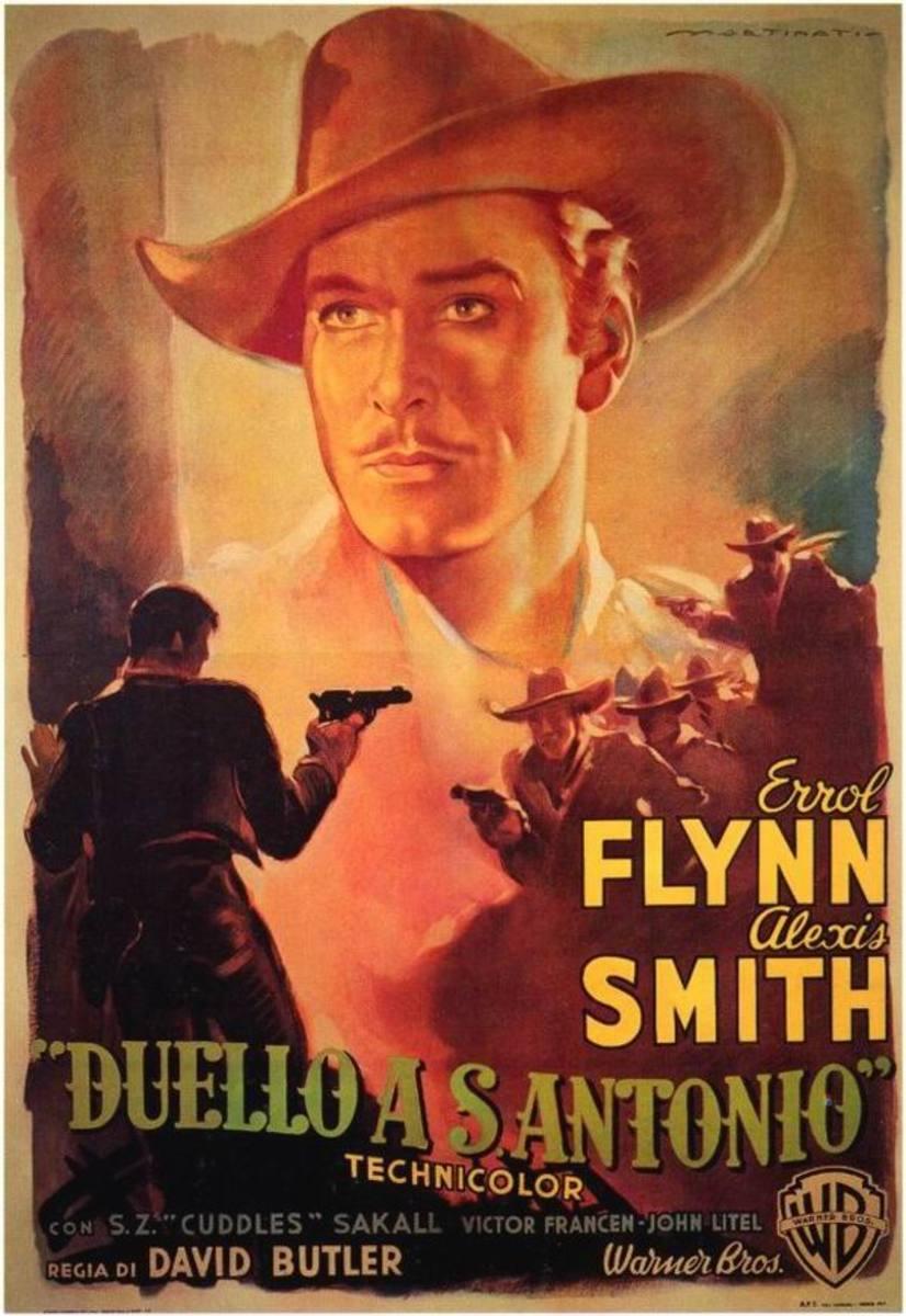San Antonio (1945) Italian poster