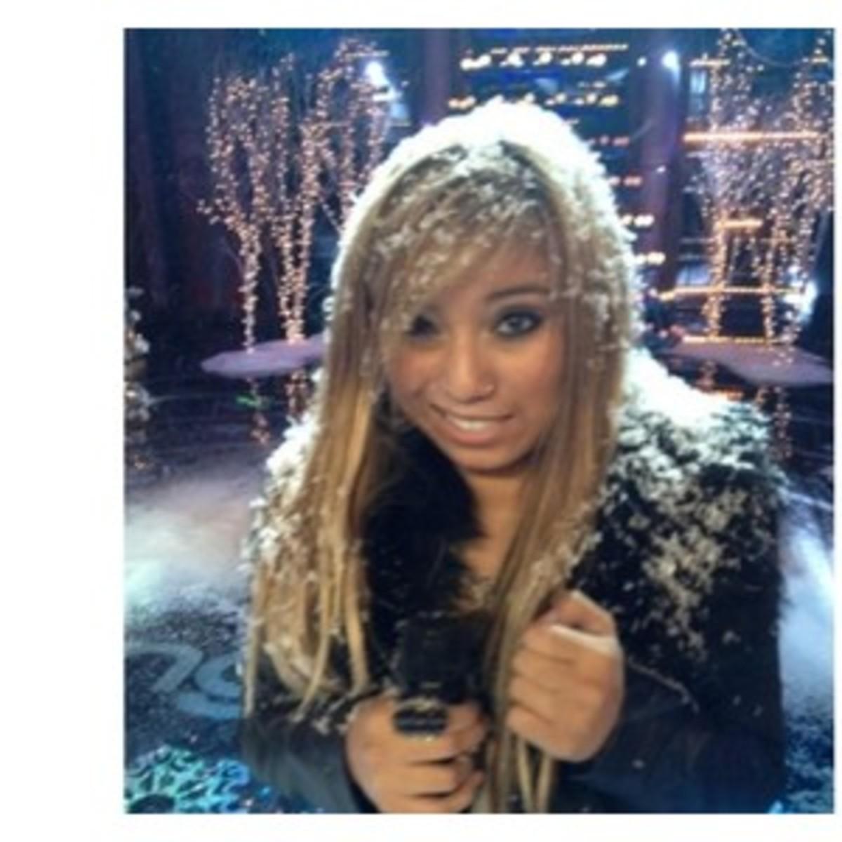 Kirstie Maldonado(female vocalist)