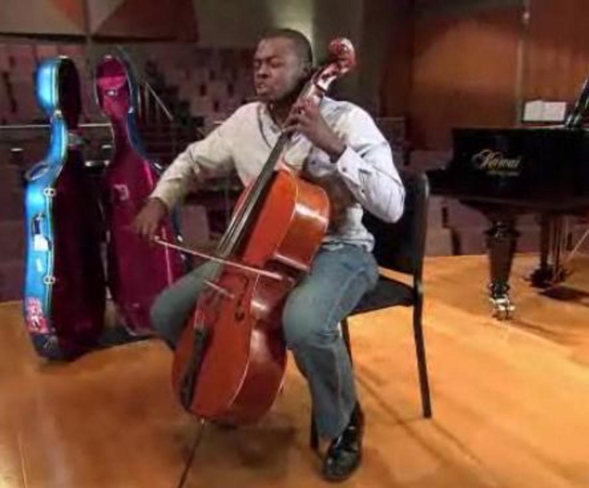 Kevin Olusola(percussionist)