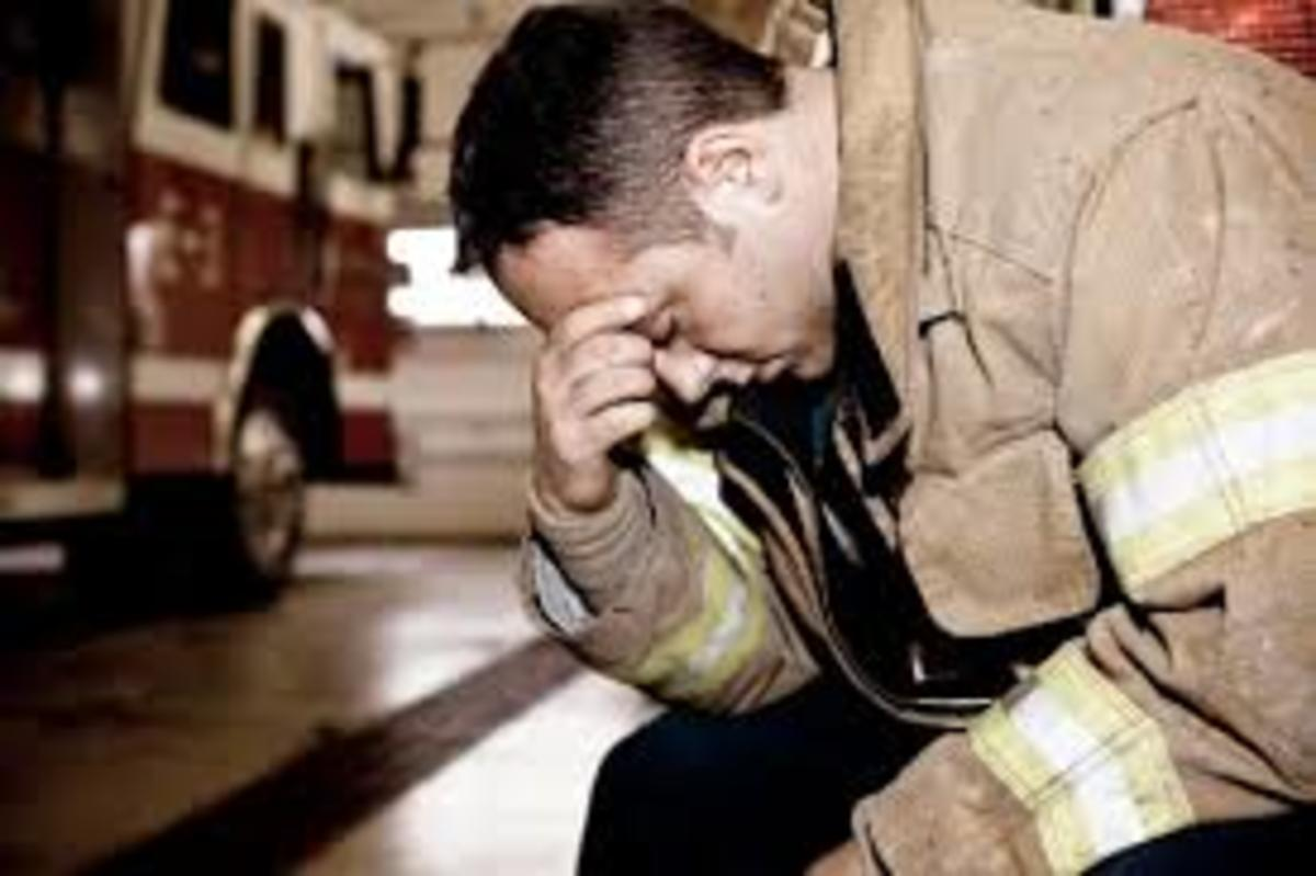 Let's Talk Fire: The Stress of a Firefighter's Job