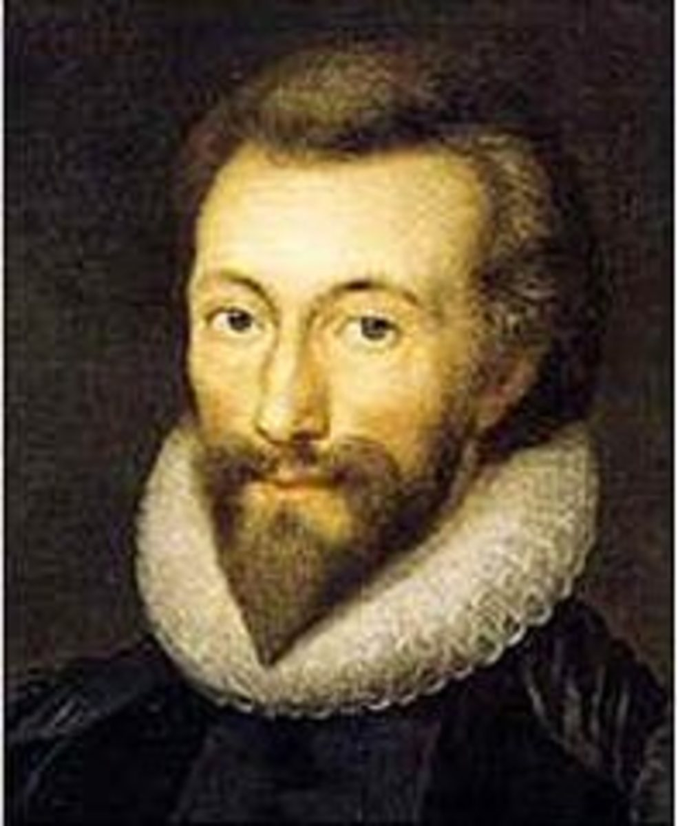 John Donne - England's Great Metaphysical Poet