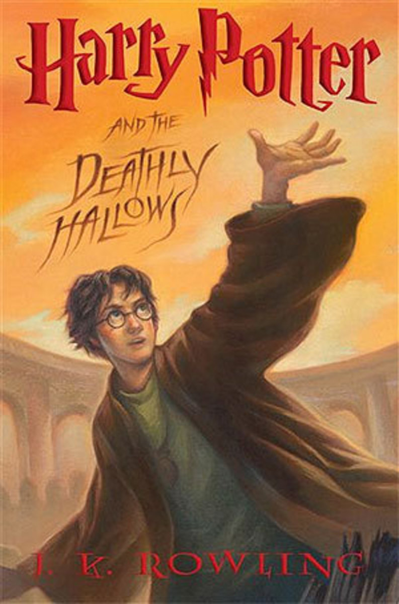5 Reasons Why You Should read Harry Potter books