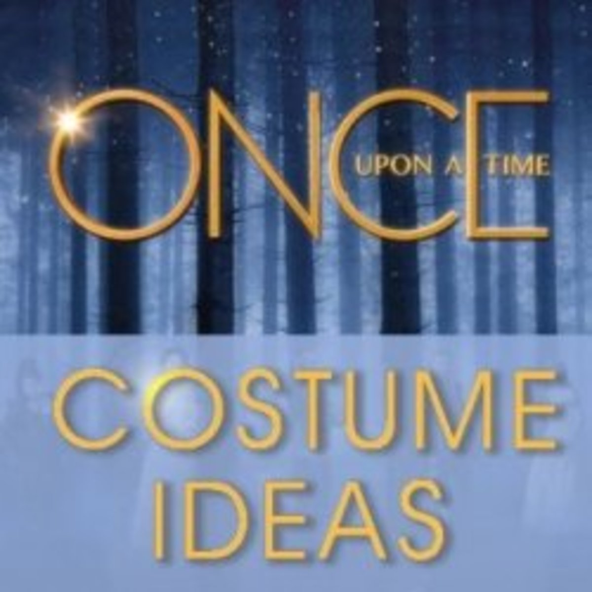 Once Upon a Time Costume Ideas