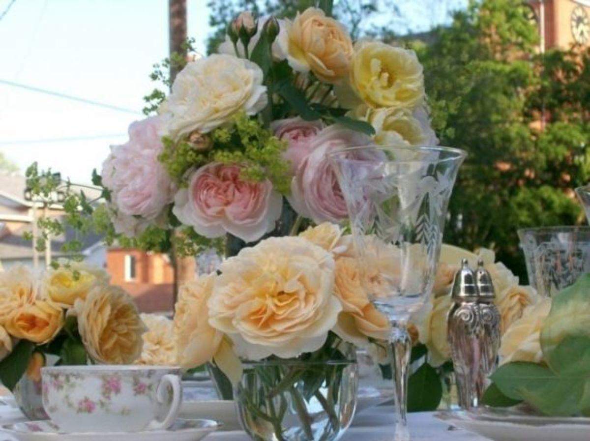 Wedding Ideas-Using Lace