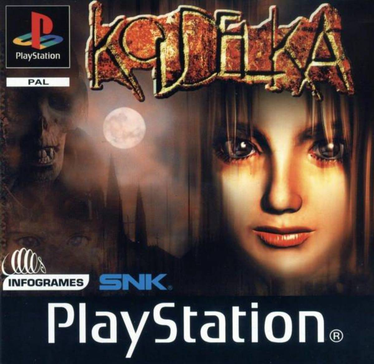 Koudelka: One of the Few Survival Horror RPGs to Date
