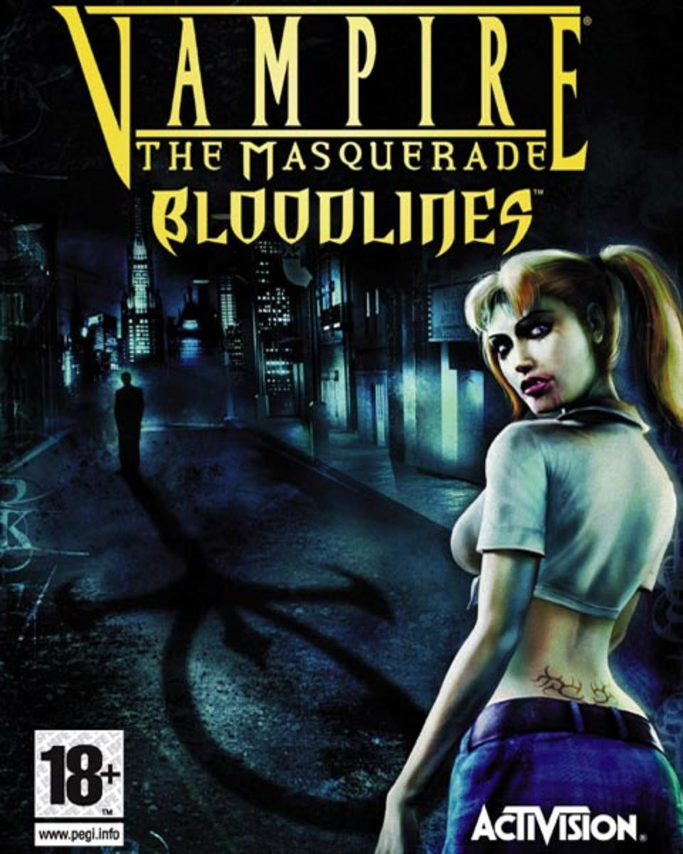 Vampire: Bloodlines: Vampire-Themed Horror Role-Playing Game