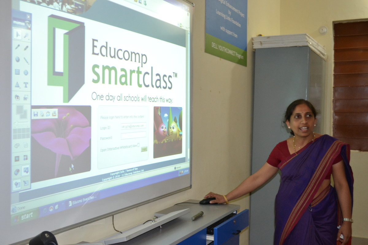 Teachers have to integrate modern technology into their life