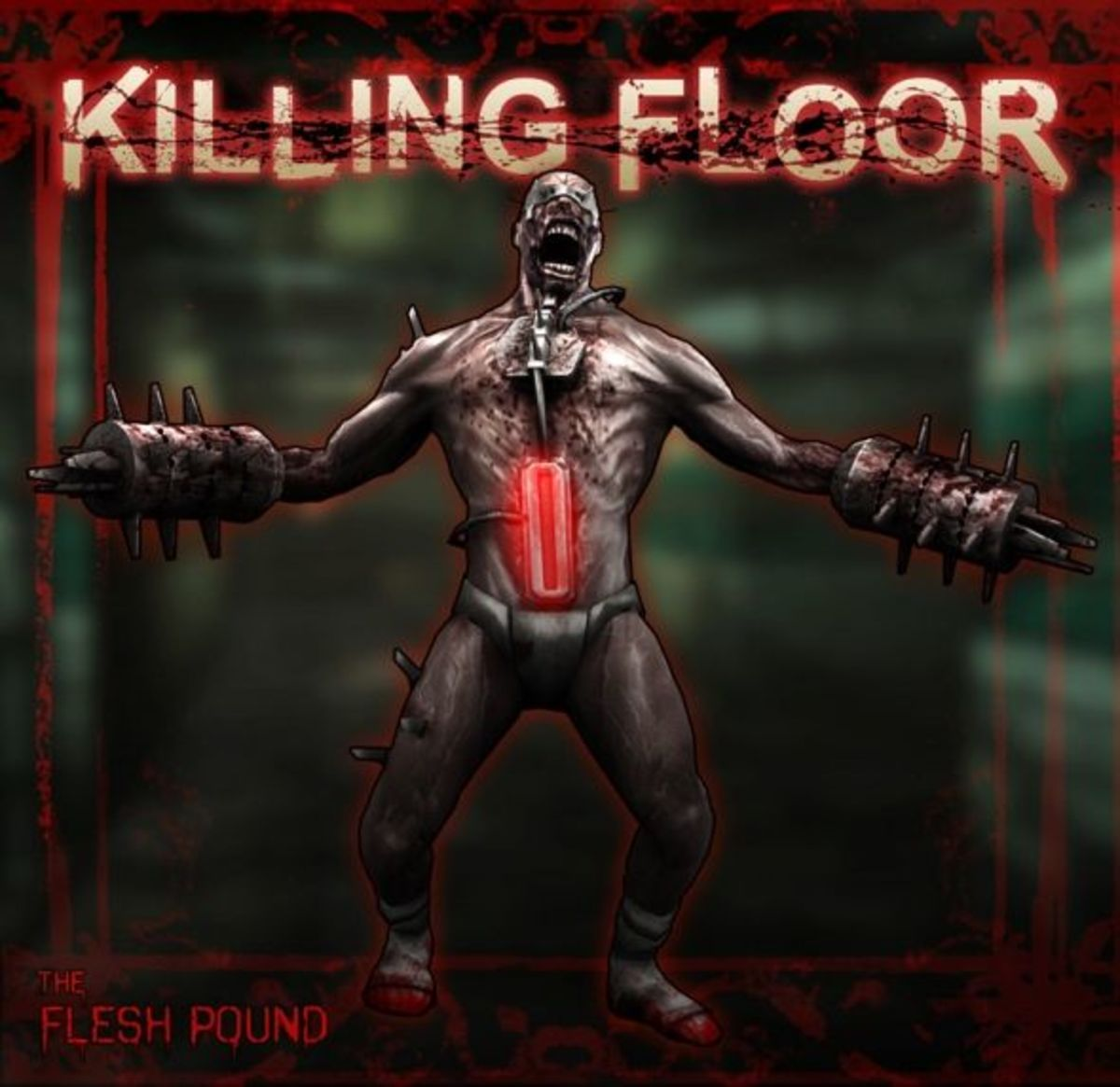 Killing Floor Co-op Survival Horror