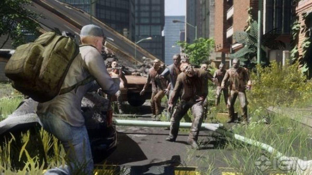 Day Z Zombies