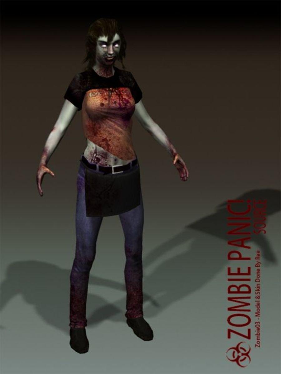 ZPS Zombie