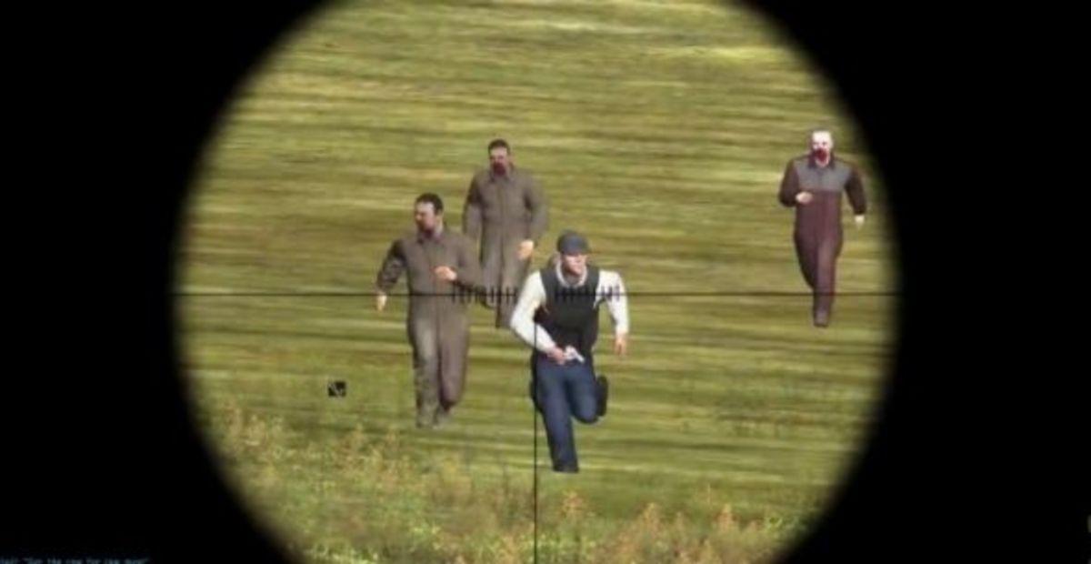 Day Z Sniper