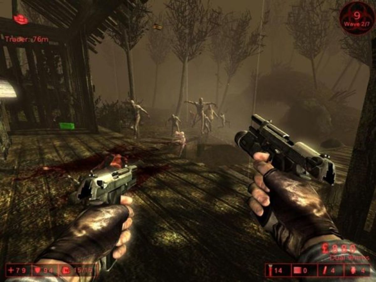 Best zombie mmo games for Killing floor zombies