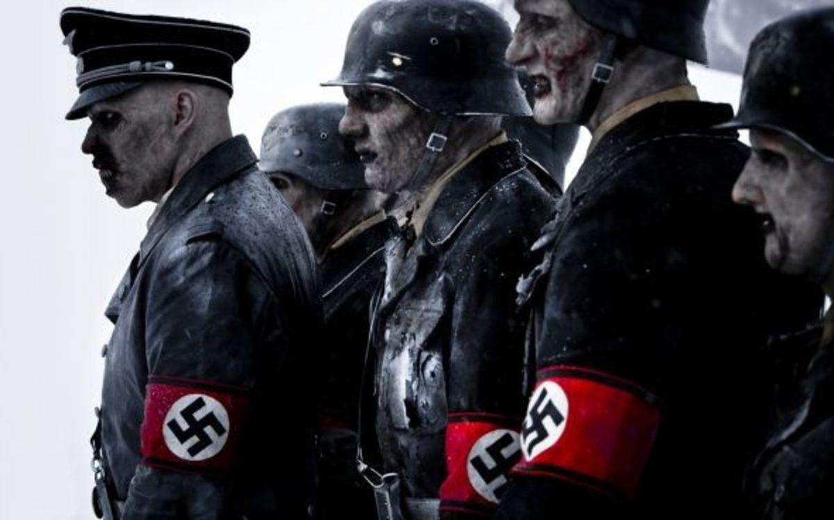 Zombies Nazi