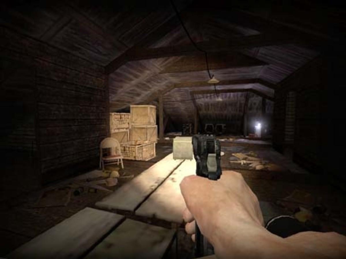 NMRIH Gun