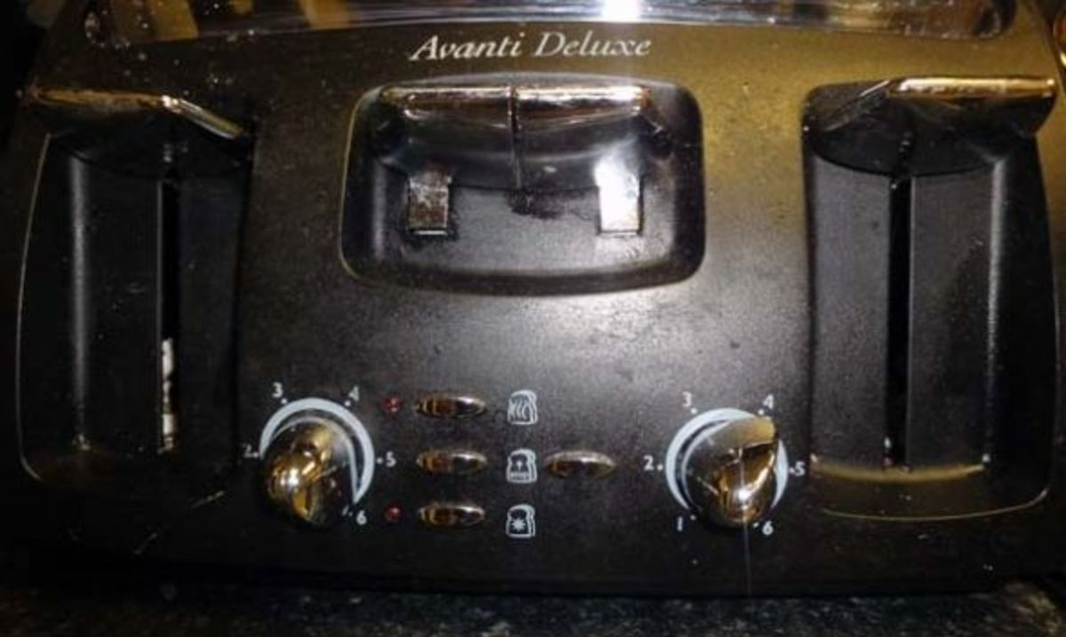 Toaster controls